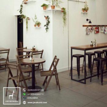 Model Kursi Meja Cafe Minimalis
