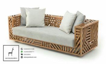 Sofa Kayu Jati Minimalis Terbaru Jual Furniture Kursi Jepara