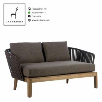 Sofa Santai Kayu Bed Minimalis