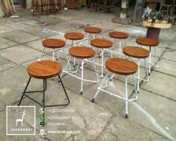 Stool Cafe Industrial Terbaru