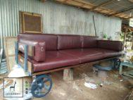 Sofa Industrial Roda Terbaru
