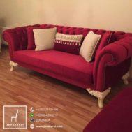 Sofa Santai Bed Shabbychic