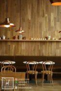 Kursi Cafe Natural Jati