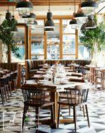 Meja Kursi Cafe Industrial Terbaru