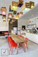 Set Kursi Meja Cafe Minimalis Terbaru