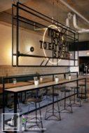 Stool Kursi Bar Industrial Cafe