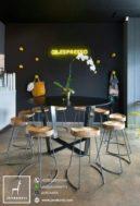 Stool Kursi Meja Cafe Industrial Terbaru