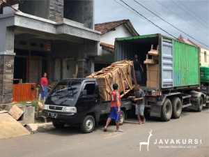 delivery produk furniture java kursi